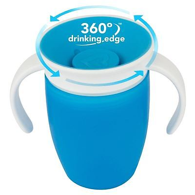 Munchkin Miracle 360 Trainer Cup 207ml - Blue