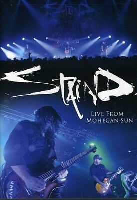 Staind - Live from Mohegan Sun [New DVD]