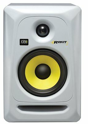 KRK RP5G3W mint Rokit 5 Active Generation-3 Powered Studio Monitor 2Way Amplifed