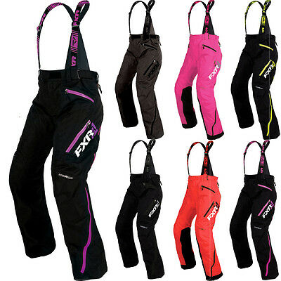 FXR Vertical Pro Womens Skiing Snowboard Sled Snowmobile Pant