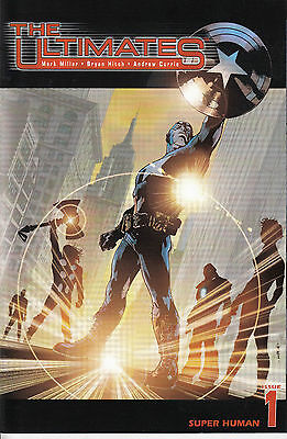THE ULTIMATES 1...NM-...2002...1st Series!...Mark Millar,Bryan Hitch...Bargain!