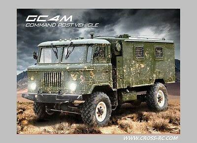 CROSS-RC Truck GC4M 4x4 Kit 1:10
