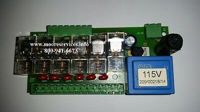 Cissell 209/00218/14 Soap Board Control 115v Parts IPSO Injection Alliance