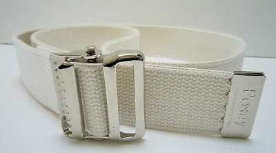 "Posey Gait Belt Medical Patient Transfer Assistance 6524 Waist 51"" NEW w/o Tag"