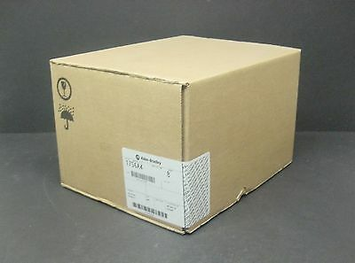 New Sealed Allen Bradley 1756-A4 1756A4 B ControlLogix 4 Slot Rack Chassis 2010
