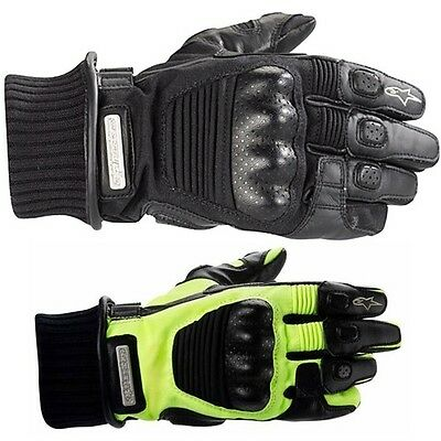 Alpinestars Arctic Drystar Motorcycle Street Riding Cycle Protection Gloves