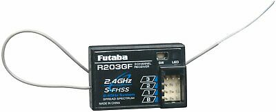 Futaba R203Gf S-Fhss 3 Channel Surface 2.4Ghz Reciever  FUTR203GF