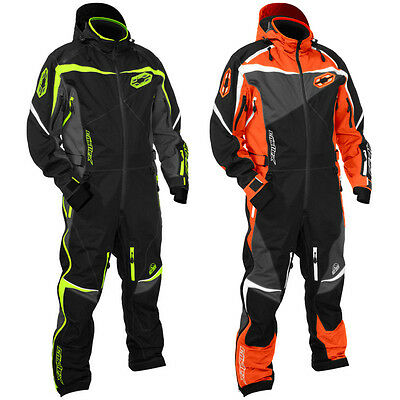 Castle X Freedom Mens Snowmobile Winter Snow Skiing Coat Jacket Shell Monosuit