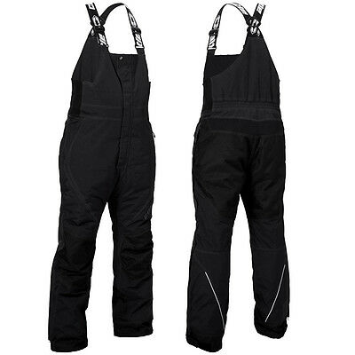 Castle X Phase Mens Snowmobile Winter Snow Sled Snowpants Snowboard Skiing Bibs