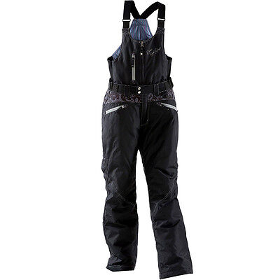 Divas Snow Gear Lace Collection Womens Cold Weather Snowmobile Bibs