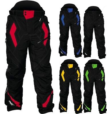 Castle Fuel G4 Insulated Winter Cold Weather Snow Snowmobile Bib Pants