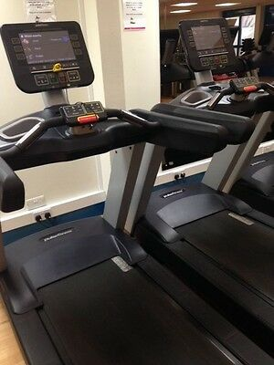 Pulse 260G Treadmill Commercial Gym Equipment Complete Fusion Range In Stock