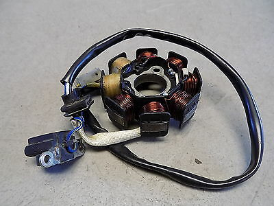 05 Shanghai Meitian MT50QT-3 Chinese Scooter Good Stator w/ Ignition Pickup Coil