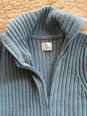 Kingkow - Blue Cardigan/Jumper for Boys/Girls - Size 12