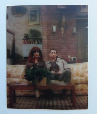 MARRIED WITH CHILDREN 3D Photograph - Featuring Al & Peg Bundy
