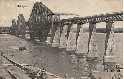 Forth Bridge & Ferry, SOUTH QUEENSFERRY, West Lothian