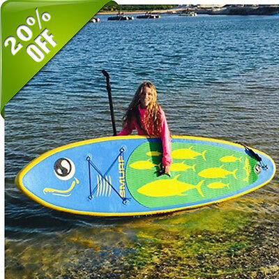 "Shark SUPs 9'2*30"" iSUP inflatable paddle board  ON SALE/ 20%OFF/ONLY TWO PCS"