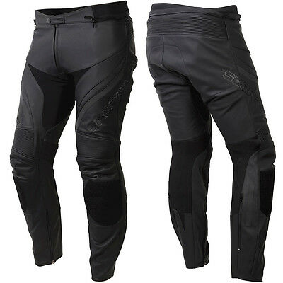 Scorpion Clutch Mens Leather Street Gear Motorcycle Pants