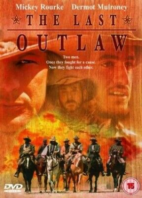 The Last Outlaw [DVD] - DVD  2TVG The Cheap Fast Free Post