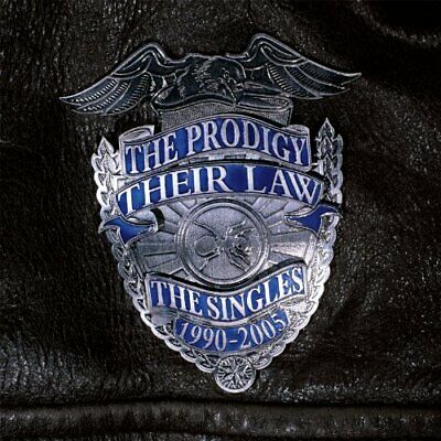 The Prodigy - Their Law: The Singles 1990-2005 - The Prodigy CD XQVG The Cheap