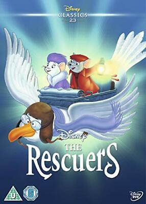 The Rescuers [DVD] - DVD  BLVG The Cheap Fast Free Post