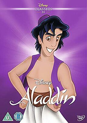 Aladdin [DVD] - DVD  C2VG The Cheap Fast Free Post