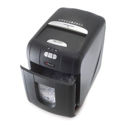 REXEL AUTO+ 100 AUTOMATIC PAPER SHREDDER/ OFFICE & HOME USE brand new! GENUINE