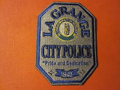 Collectible Kentucky Police Patch La Grange New