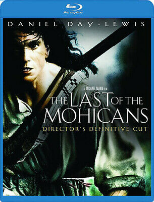 The Last of the Mohicans [New Blu-ray] Ac-3/Dolby Digital, Dolby, Subtitled, W