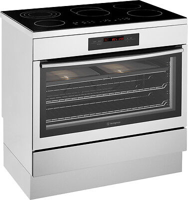 Westinghouse WFE946SA 90cm Electric Upright Cooker