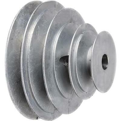 """Chicago Die Casting 3/4"""" 3-Step Cone Pulley 146-7"""