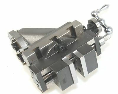 New Milling Slide with Double Swivel PLUS Self Centering Machine Vice for Myford