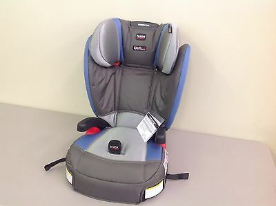 Britax Parkway SGL G1.1 Belt Positioning Booster Car Seat - Scout Sapphire