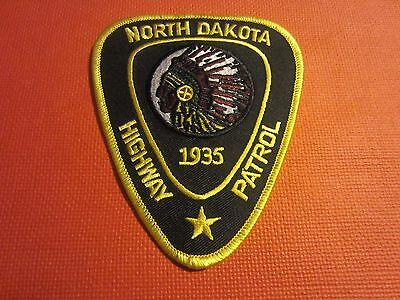 Collectible North Dakota Highway Patrol Patch New