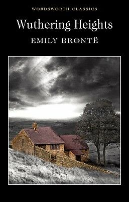 Wuthering Heights Emily Bronte Wordsworth Book New Free UK Delivery