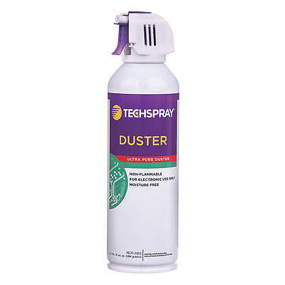 Techspray Aerosol Duster,  10 Oz. 1671-10S