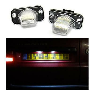 Volkswagen Transporter T4 90-03 18 SMD LED Number Plate Replacement Units 6000k