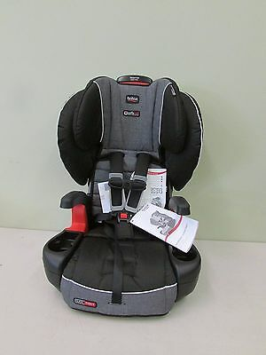 Britax Frontier ClickTight Booster Car Seat - Vibe (E9LY76L) 2016 DISPLAY