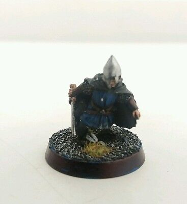 games workshop  Lord of the rings metal pippin in armour
