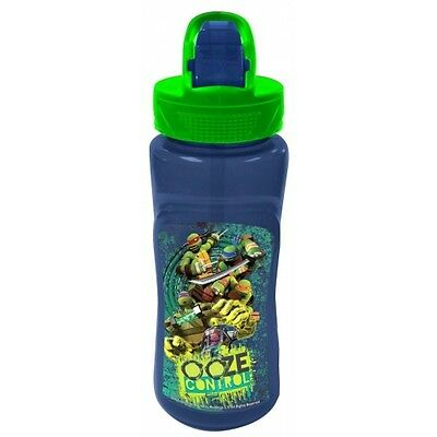 Teenage Mutant Ninja Turtles 'Ooze Control' Aruba Bottle Brand New Gift