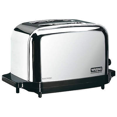 WARING COMMERCIAL 2-Slice Light Duty Toaster WCT702