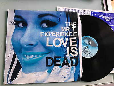 LP 1995 PUNK  The Mr. T Experience – Love Is Dead Label: Lookout! Records – LK