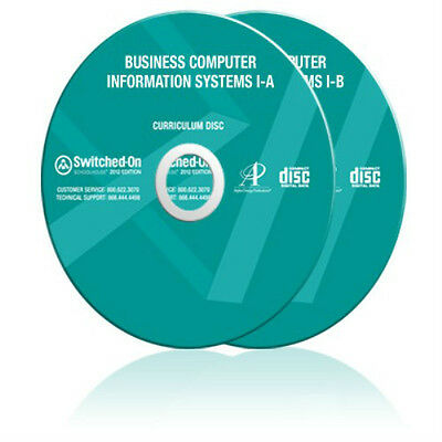 SOS Business Computer Information Homeschool Curriculum Switched On Schoolhouse
