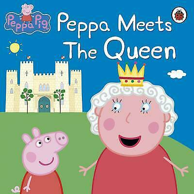 Peppa Pig: Peppa Meets the Queen, Book, New (Paperback, 2012)