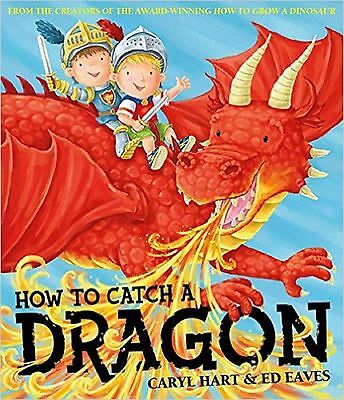 How To Catch a Dragon by Caryl Hart, Book, New (Paperback, 2014)