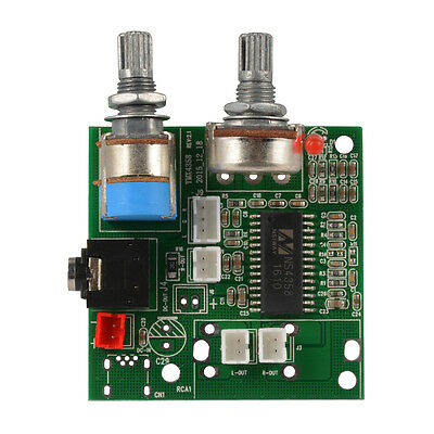 5V 20W 2.1 Channel 3D Surround Digital Stereo Class-D Amplifier Board Amp TE674
