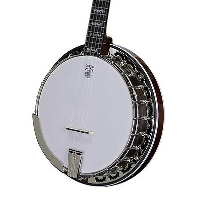 NEW Deering Eagle II Five String Banjo