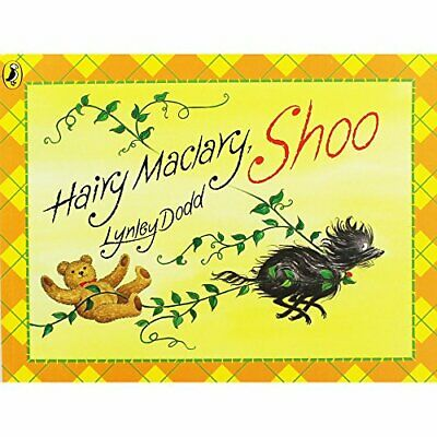 Hairy Maclary Shoo Book The Cheap Fast Free Post
