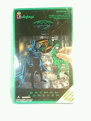 Colorforms BATMAN FOREVER Deluxe Play Set #792-In Box / Factory Sealed