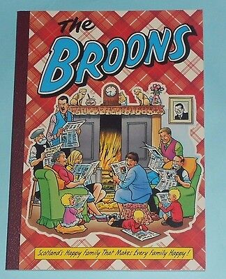 The Broons Book , 1993 , Excellent / Near Mint